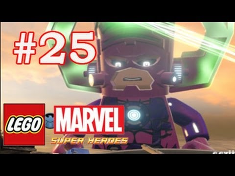 LEGO Marvel Super Heroes walkthrough Final Boss Español part 25