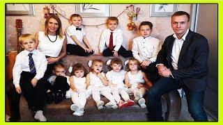 32-летний Антон Кудрявцев Отец-Одиночка 6 Детей из Омска Женился и Ожидает Появления 10-го Ребенка!