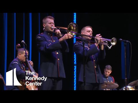 The United States Coast Guard Dixieland Jazz Band - Millennium Stage (December 17, 2016)
