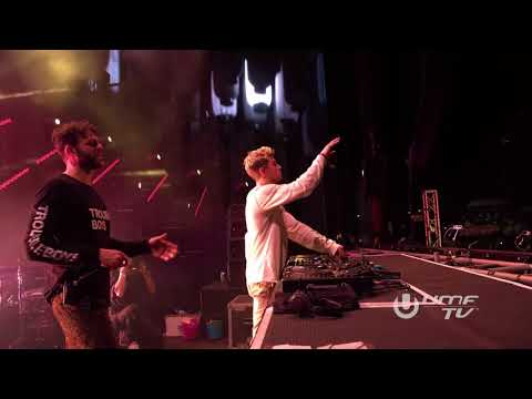 Something Just Like This Live   The Chainsmokers At Ultra Music Festival 2018