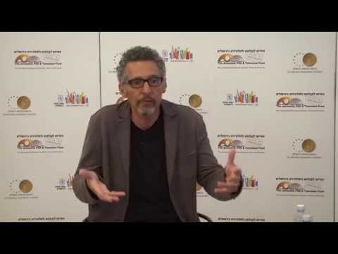 John Torturro Master Class @ The Jerusalem Film Festival