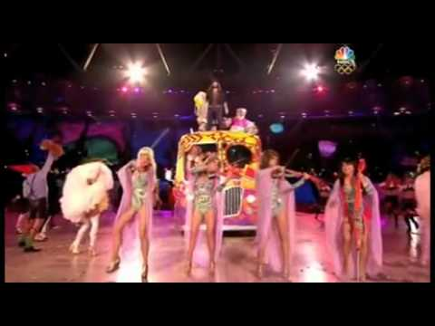 Russell Brand - I Am The Walrus (Olympics Closing Ceremony 2012) on Perez TV.mp4