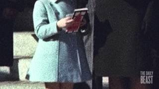JFK Jr.'s Final Salute to His Dad - Darkroom