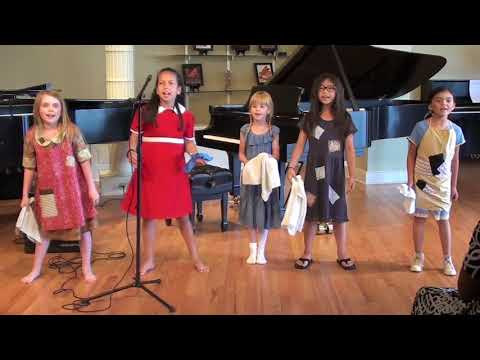 McKinney Piano & Voice Academy group singing lessons 2018