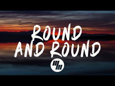 The Spacies - Round & Round (Lyrics / Lyric Video) Pilton Remix