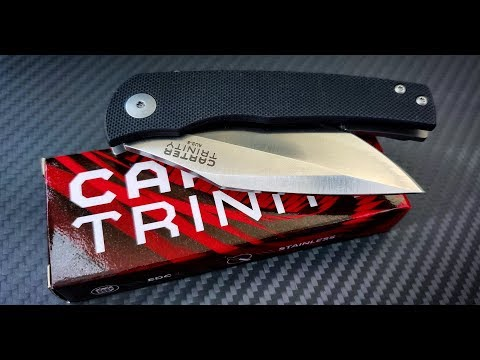 Carter Trinity Unboxing -- A Production BBM!?
