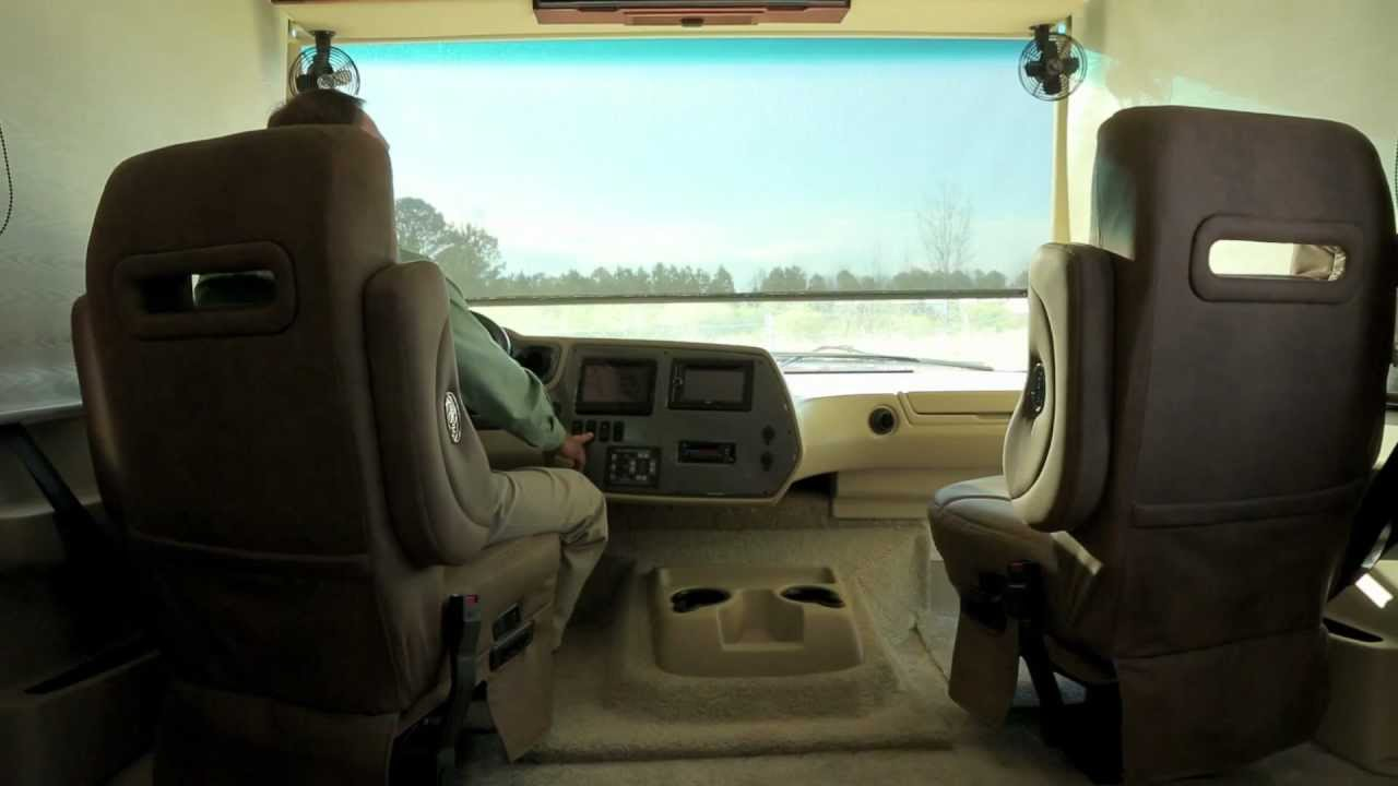 Tiffin Motorhomes A Closer Look Windows And Shades Youtube Motorhome Wiring Diagram