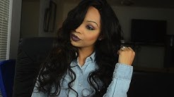 The Raw Virgin Hair Boutique Custom Wig Review!! Super Gorgeous