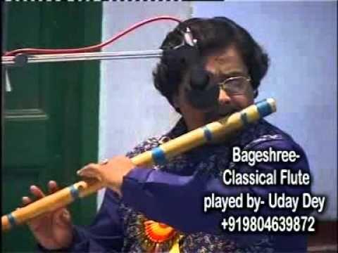 Indian Classical flute Raga -Bageshree.mp4
