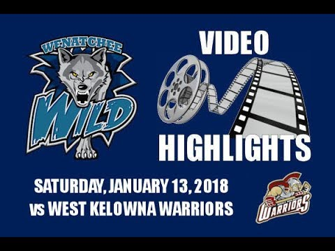 WILD GAME REWIND - Jan. 13, 2018 vs WEST KELOWNA