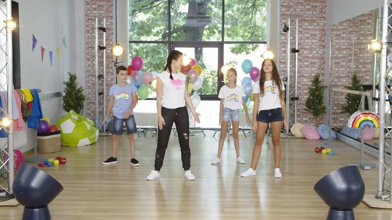 Nowość My3 Nauka tańca do Szkolnej sympatii - (Odcinek 2 Tańczmy razem IA33
