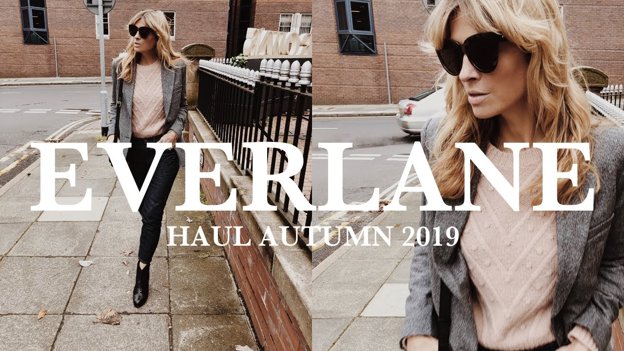 [VIDEO] - EVERLANE HAUL & REVIEW | AUTUMN WINTER 2019 | AD 7