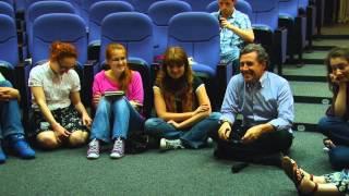 Шон Патрік Лаветт :: Уроки життя: грішники та святі  :: Лекція у Школі журналістики УКУ