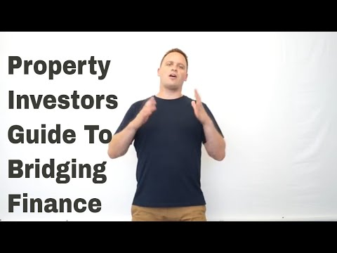 Property Investors Guide To Bridging Finance
