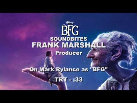The BFG FRANK MARSHALL