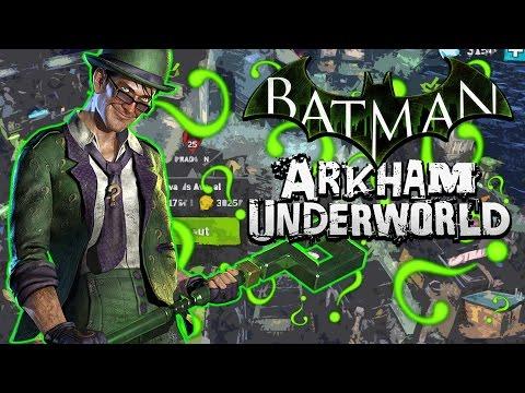 Batman: Arkham Underworld Gameplay (iOS) EPISODE 1