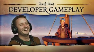 """Sea of Thieves Developer Gameplay #2: """"This is Unacceptable!"""""""