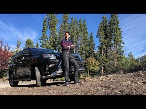 Lexus GX 460 Review and Road Test feat. TheDriveGuyde