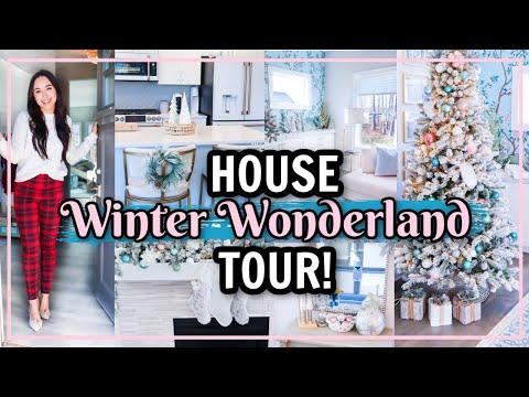 OFFICIAL HOLIDAY HOME TOUR! CHRISTMAS 2020 HOUSE TOUR OF DECOR!   Alexandra Beuter