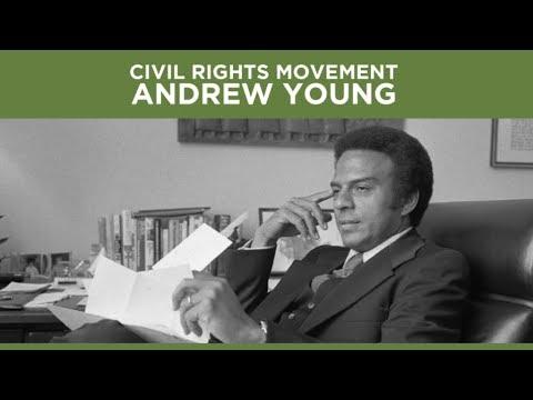 Ambassador Andrew J. Young: A Civil Rights Hero