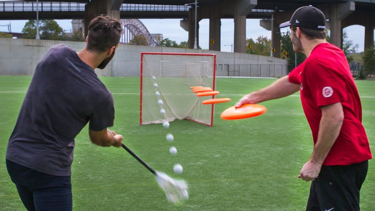 BRO VS PRO #3 | Brodie Smith vs. Paul Rabil #1