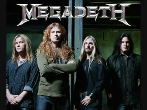 Megadeth - Go Go Power Rangers