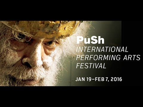 PuSh Festival - Critical Ideas #3: Critical (Un)Impressions—Theatre and Performance in Canada Today