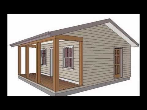 Free House Plans For Small Houses