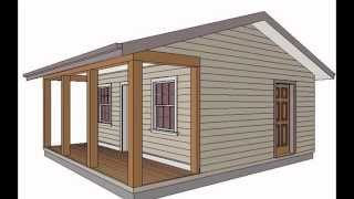 Free House Plans For Small Houses | Free Small House Floor Plans