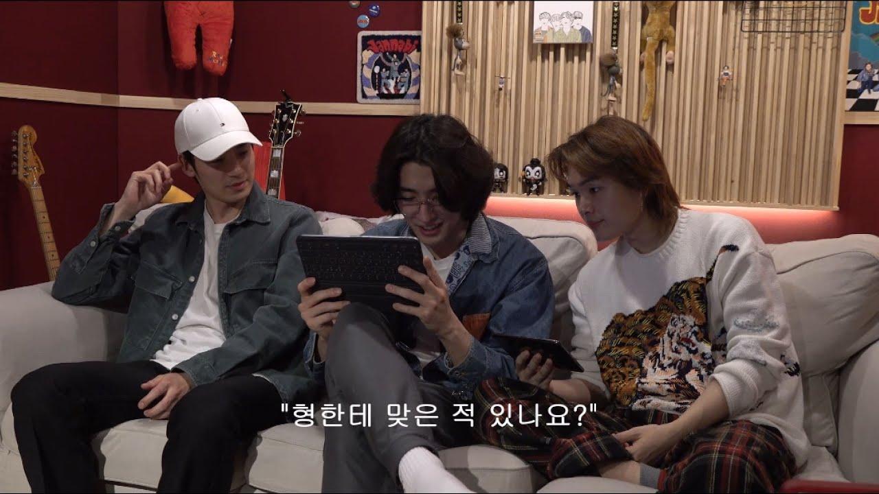 잔나비(JANNABI) 데뷔 6주년 축하 기념 방송 하이라이트