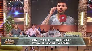 Tyago Griffo mostró los audios y chats que tuvo con El Tirri