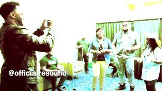 RESOUND - Lily in the Valley (In the green room w/ Jonathan Nelson)