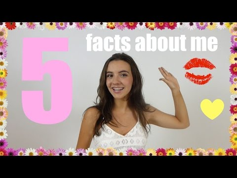 facts about me! :