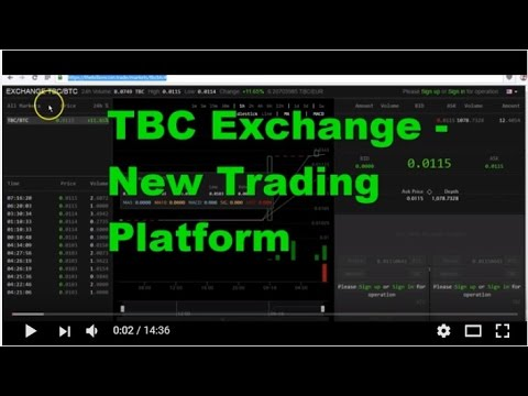 Best new exchange or trading platform