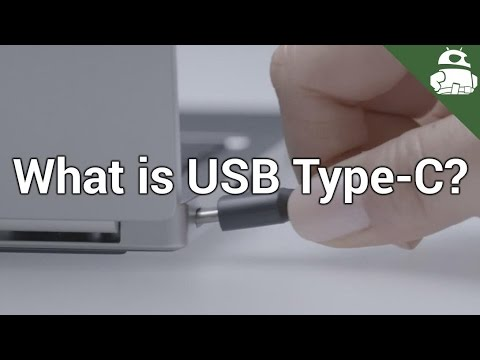 What is USB Type-C?