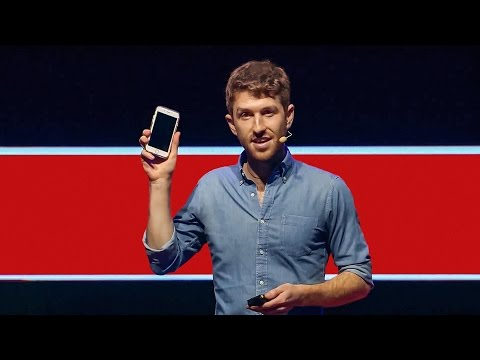 How better tech could protect us from distraction | Tristan Harris