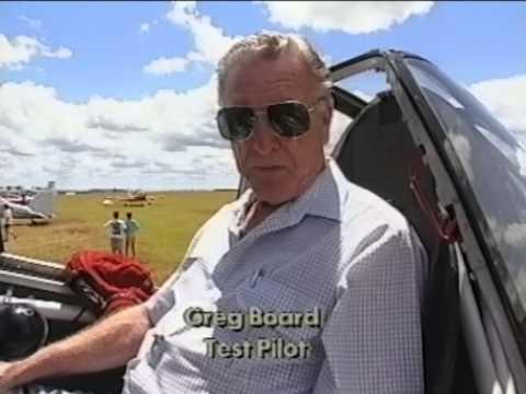 Greg Richmond- Board    Fighter Jet Test Pilot