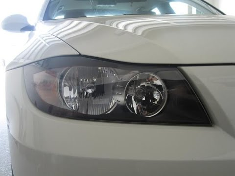 bmw 325xi 2006 headlight bulb