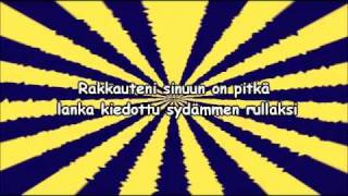 Anne Mattila - Jakaranda (lyrics)