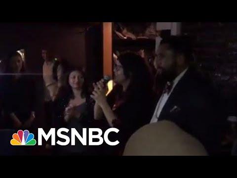 New Congresswoman Calls President Trump Expletive In Impeachment Call | Hallie Jackson | MSNBC