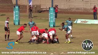 School Rugby Action - 1st HTS Middelburg vs Garsfontein 12-05-18