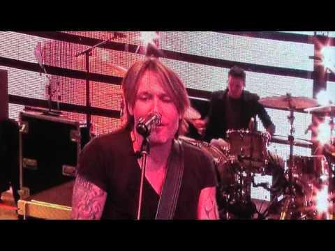 Keith Urban - 1 of 8 - Long Hot Summer - Houston Livestock Show & Rodeo - 20 Mar 2016