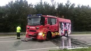 Trafikulykke i Hundested