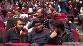 Üniversitemizde THM Sanatçısı Cengiz Özkan Konser Verdi