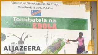 💉Ebola in 🇨🇩 DRC: Aid workers racing to spread awareness | Al Jazeera English