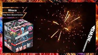 """Weco the new beastmaster 12,60€   lidl neuheit 2020 feuerwerk.newsdie ist auch unter dem namen """"pyrock"""" bekannt und eine neuh..."""
