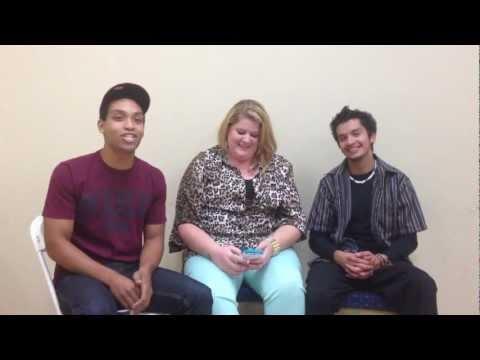 KCN Matt & Bree interview