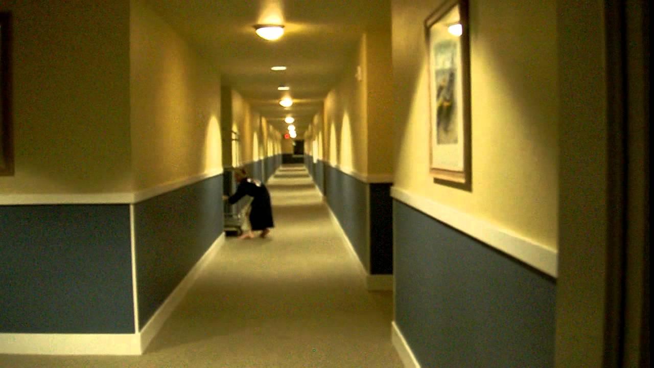Hotel pissing