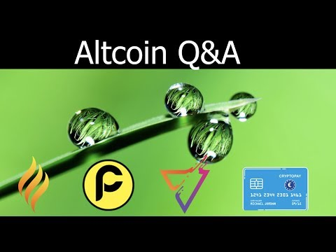 Social Media Q & A - Crypto Pay, Social Send, PacCoin, Ember Coin Update