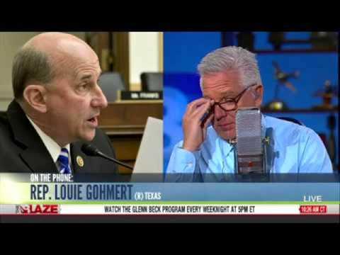 Gohmert & Glenn Beck Talk Ebola, Border Security & Texas